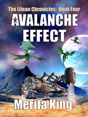 cover image of Book Four ~ Avalanche Effect