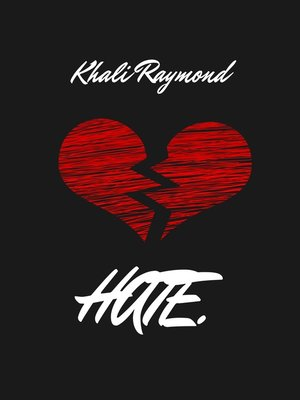 cover image of Hate.