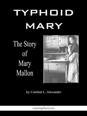 cover image of Typhoid Mary