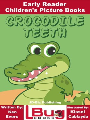 cover image of Crocodile Teeth