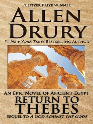 cover image of Return to Thebes