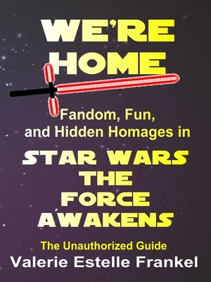cover image of We're Home