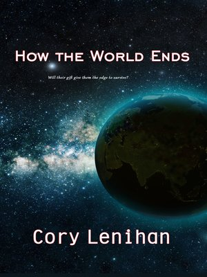 cover image of How the World Ends