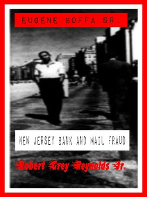 cover image of Eugene Boffa New Jersey Bank and Mail Fraud
