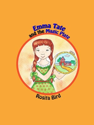 cover image of Emma Tate and the Magic Plate