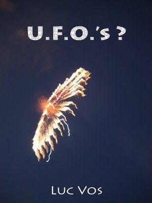 cover image of U.F.O.'s ?