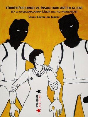 cover image of Türkiye'de Ordu ve İnsan Hakları İhlalleri