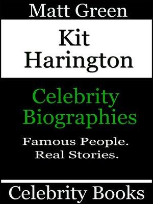cover image of Kit Harington