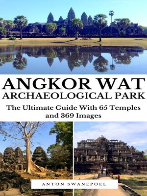 cover image of Angkor Wat Archaeological Park