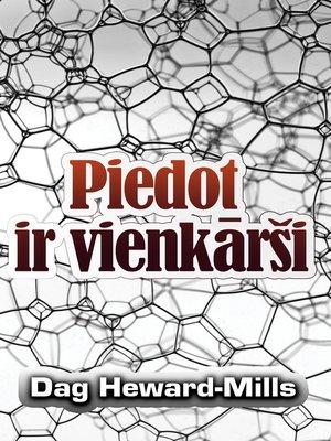 cover image of Piedot Ir Vienkārši