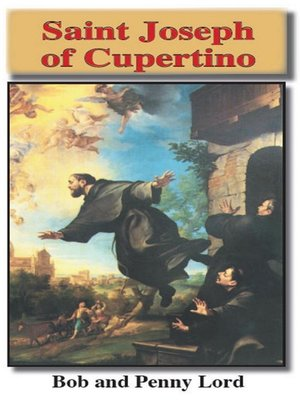 cover image of Saint Joseph of Cupertino
