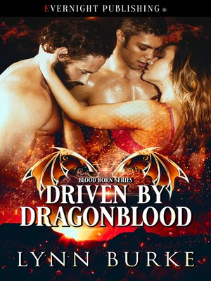 cover image of Driven by Dragonblood