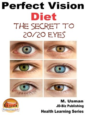 cover image of Perfect Vision Diet