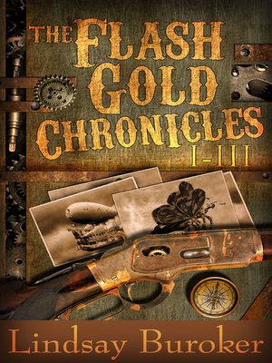 cover image of The Flash Gold Boxed Set, Chronicles I-III