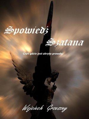 cover image of Spowiedz Szatana