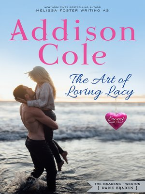 cover image of The Art of Loving Lacy (Sweet with Heat