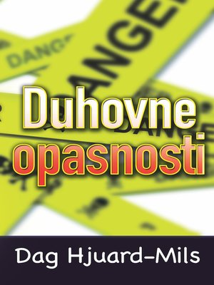 cover image of Duhovne Opasnosti