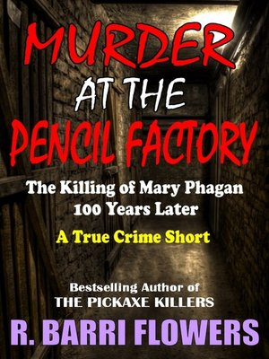 cover image of Murder at the Pencil Factory