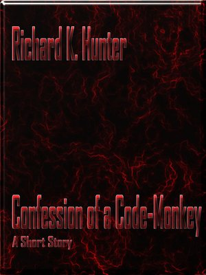 cover image of Confession of a Code-Monkey