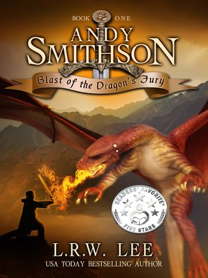 cover image of Blast of the Dragons Fury (Andy Smithson Book One)