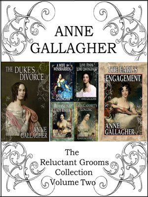 cover image of The Reluctant Grooms Series Volume Two