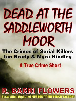 cover image of Dead at the Saddleworth Moor