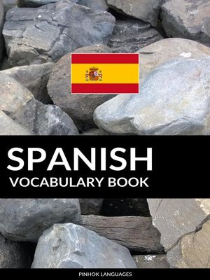 cover image of Spanish Vocabulary Book