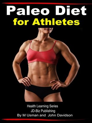 cover image of Paleo Diet for Athletes