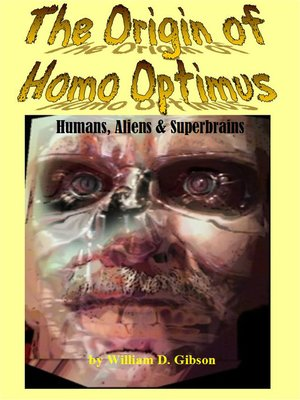 cover image of The Origin of Homo Optimus