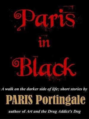 cover image of Paris in Black