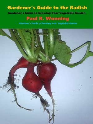 cover image of Gardener's Guide to the Radish