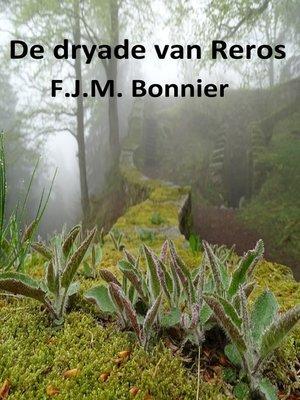 cover image of De dryade van Reros