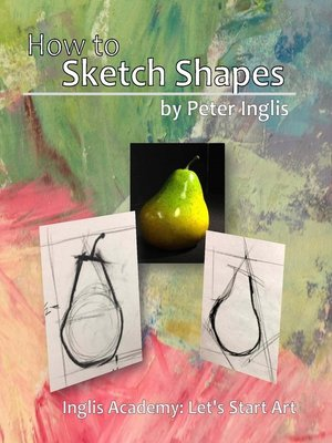 cover image of How to Sketch Shapes