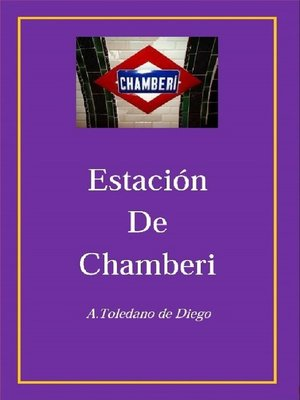 cover image of Estación de Chamberí