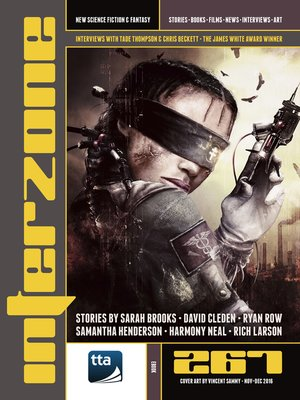 cover image of Interzone #267 (November-December 2016)