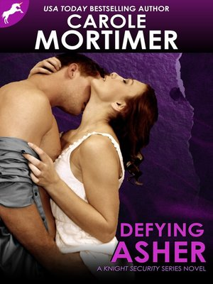cover image of Defying Asher (Knight Security 1)