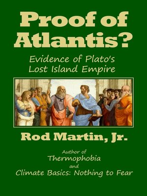 cover image of Proof of Atlantis?