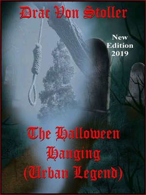 cover image of The Halloween Hanging (Urban Legend)