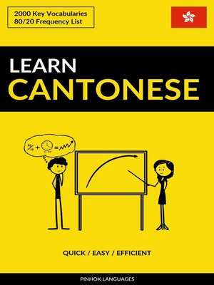cover image of Learn Cantonese