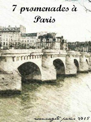 cover image of 7 promenades à Paris