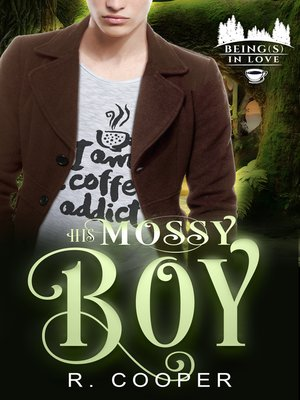 cover image of His Mossy Boy