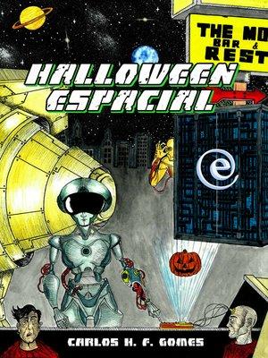cover image of Halloween Espacial