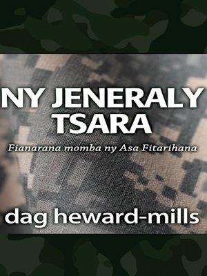 cover image of Ny Jeneraly Tsara