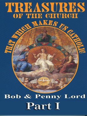 cover image of Treasures of the Church Part I