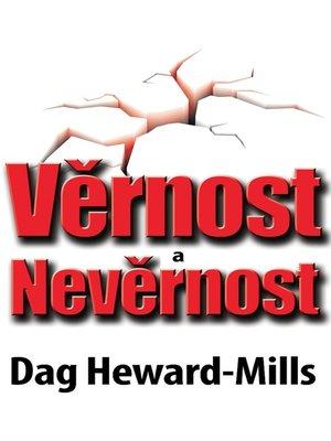cover image of Věrnost a Nevěrnost