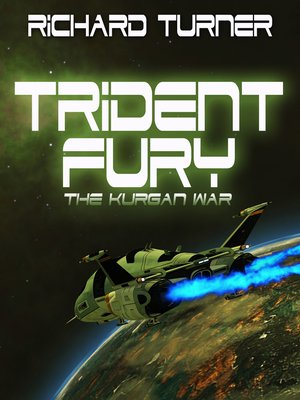 cover image of Trident Fury