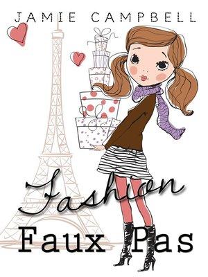 cover image of Fashion Faux Pas