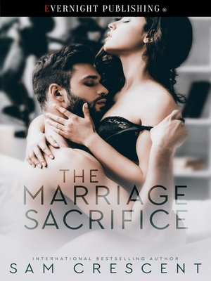 cover image of The Marriage Sacrifice