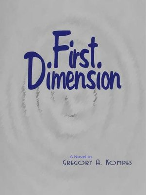 cover image of First Dimension
