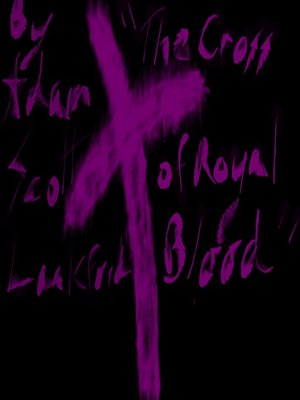 """cover image of """"The Cross of Royal Blood"""""""